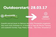 Greenfit go´s Fitnessloft